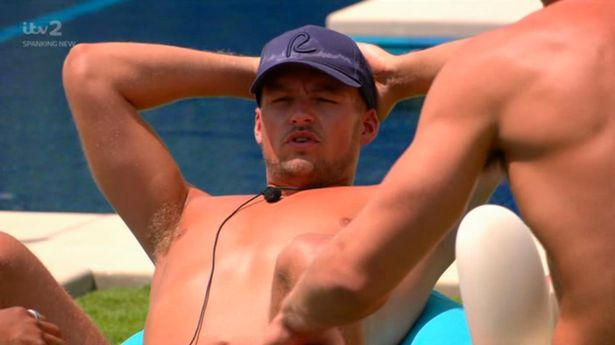 Hugo Hammond admitted he had doubts about Amy Day on Love Island