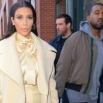 Kim Kardashian Heads Out In New York With Kanye West Irish Mirror Online