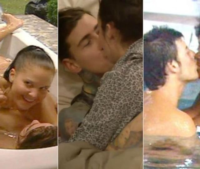 Big Brother Stars Who Have Got Down And Dirty After Stephanie And Jeremy Had Sex