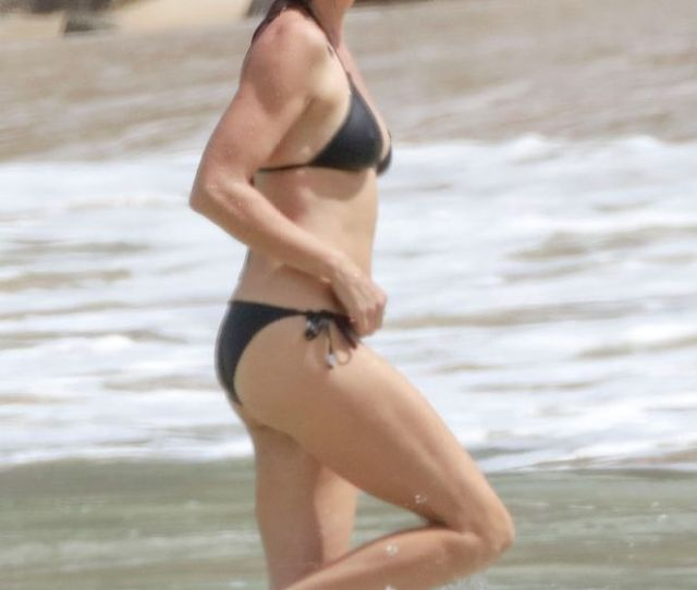 Cindy Crawford And Husband Rande Gerber On Holiday In St Barts