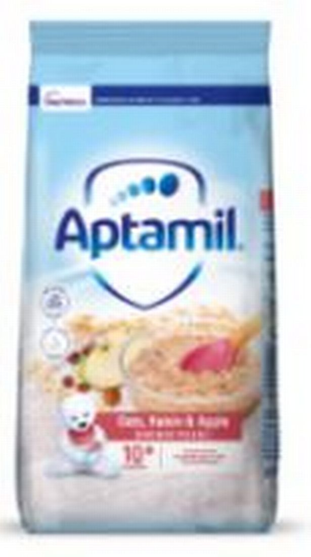 Oatmeal, Raisin & Apple Muesli Aptamil 10+ months