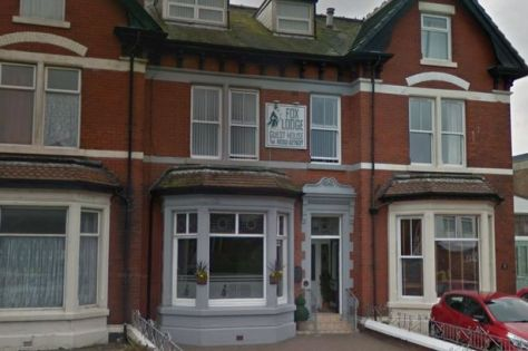 Fox Lodge guest house in Blackpool