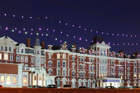 Imperial Hotel in Blackpool