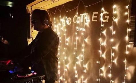 DJ set at Bootleg Social