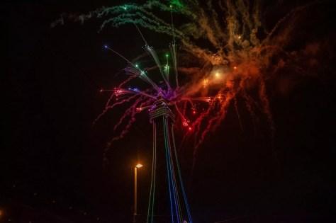 Blackpool Illuminations are back on