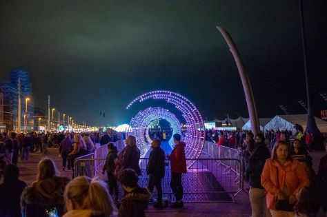 Attractions on the Promenade for 2021