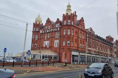 Metropole Hotel, Blackpool