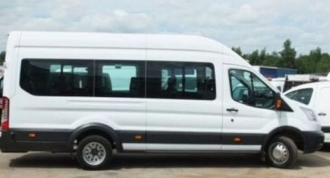 The Ford Transit 17 seater minibus was stolen from the school premises on Thursday September 23 at approximately 11pm
