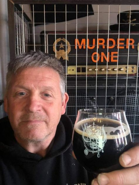 Owner of Waterloo music bar Ian Fletcher has re-opened with a launch of a brand new Motorhead stout