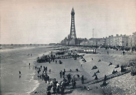 Blackpool Tower named their indoor play area after 'Jim'