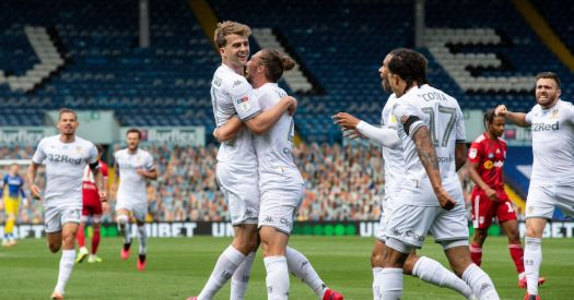 Full Leeds United squad revealed for Blackburn Rovers ...