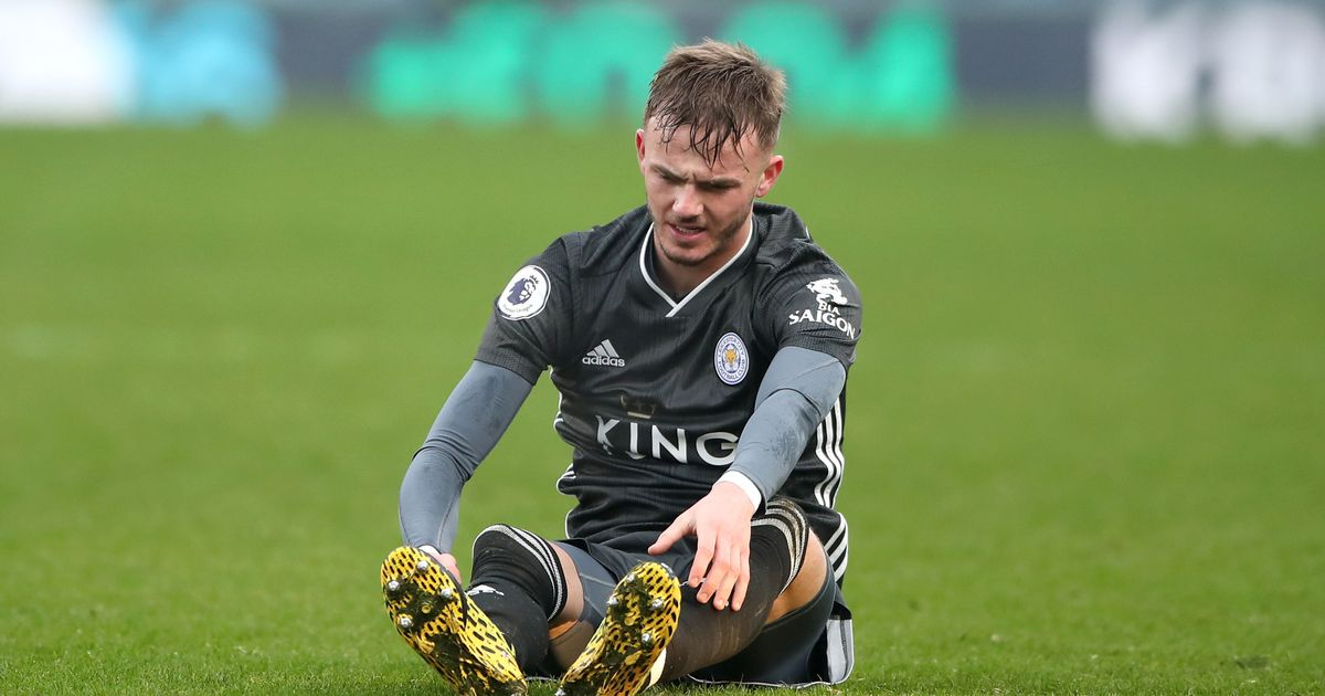 The whistles for James Maddison, the experiment for the central defender has ended: moments that Leicester City may not be present
