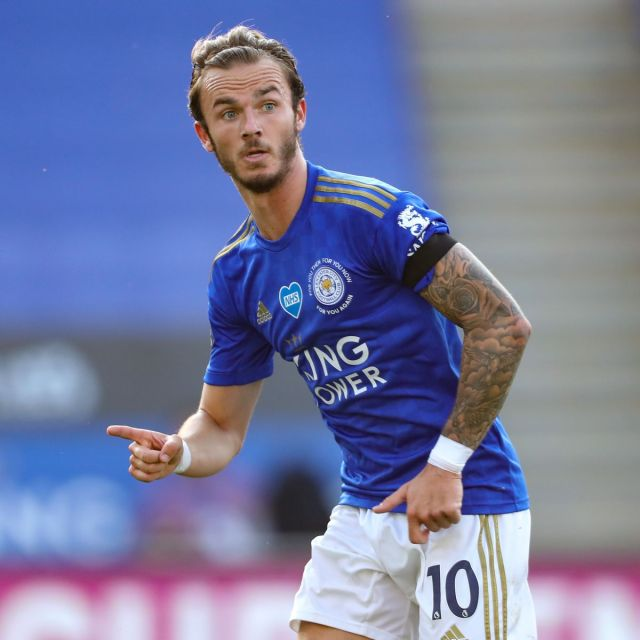 Leicester City boss Brendan Rodgers reveals James Maddison injury latest  ahead of West Brom clash - Leicestershire Live