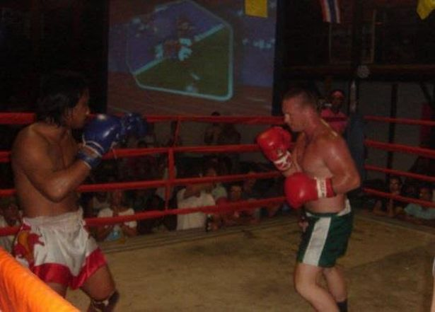 A Prayer Before Dawn - Billy Moore turns book about his time in Bangkok prison into film Billy Moore thai boxing