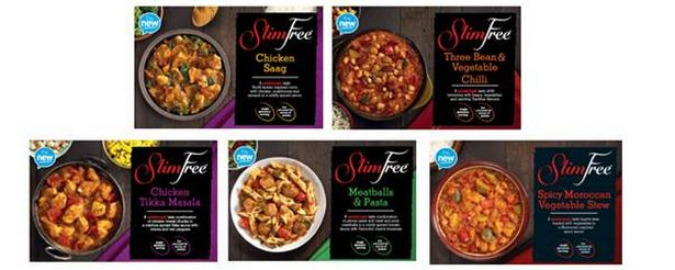 aldi launches their own slimming world