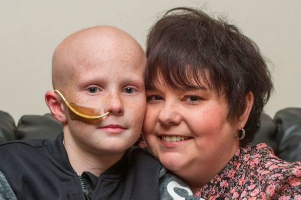 Mum and 11-year-old son facing terminal cancer together ...