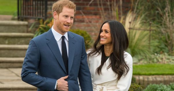 Prince Harry and Meghan Markle's wedding date announced ...