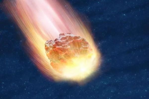 Flipboard Enormous meteor explodes over earth ten times