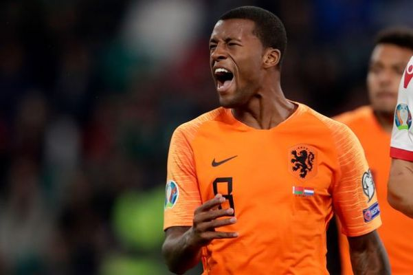 Why Gini Wijnaldum is a very different player for Holland compared to Liverpool - Liverpool Echo