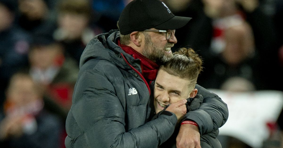 Jurgen Klopp brings back the old habit after the final whistle while Liverpool beat Everton
