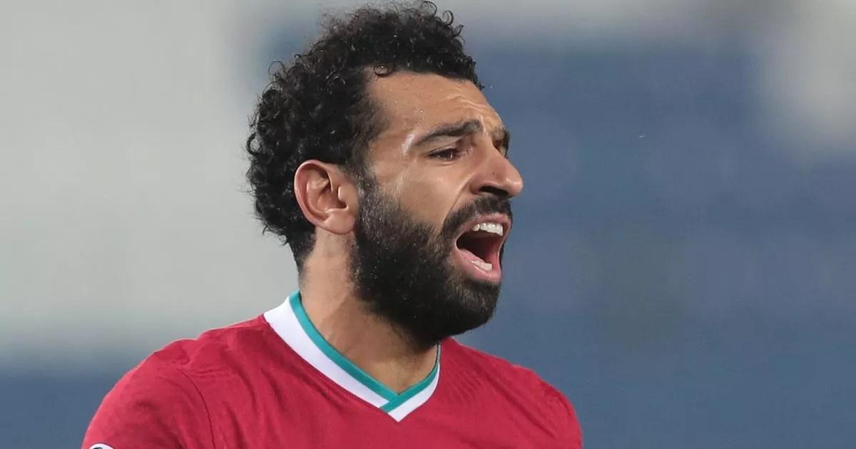 Salah tested negative for COVID-19, Klopp revealed