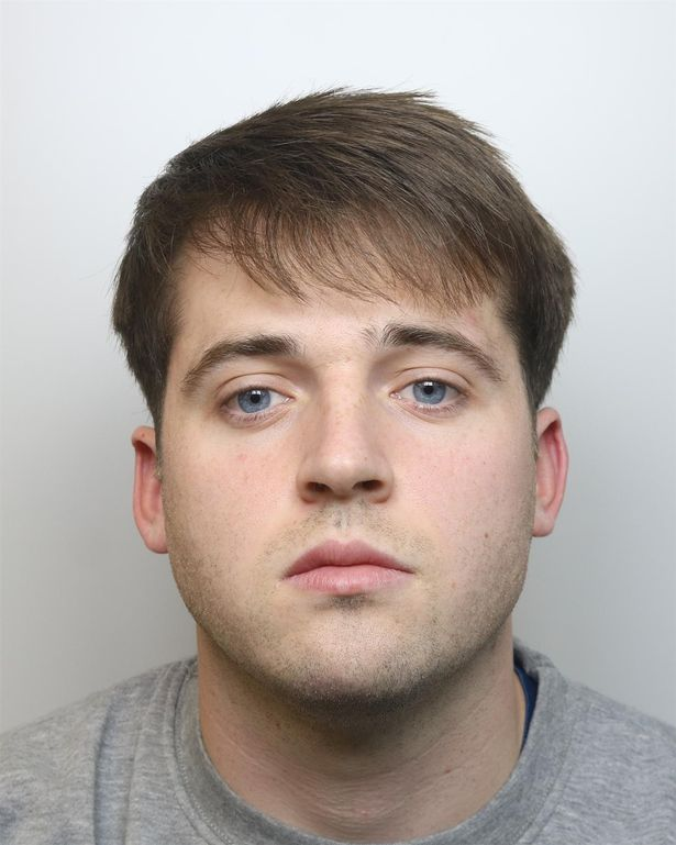 Dylan Garforth, 25, of no fixed address.