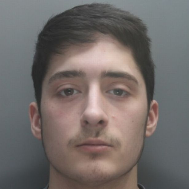Christian Lythgoe, 20, from St Helens.