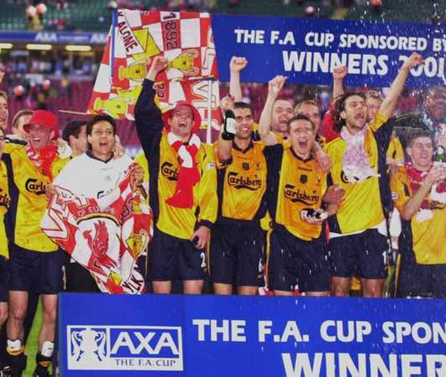 Fa Cup Final Liverpool V Arsenal At The Millenium Stadium