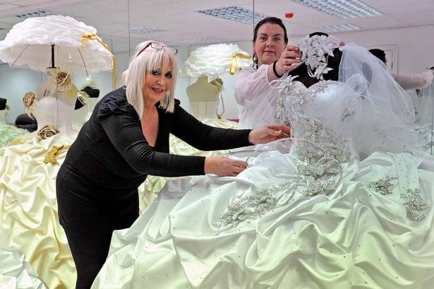 Big Fat Gypsy Weddings' Dressmaker Thelma Madine On