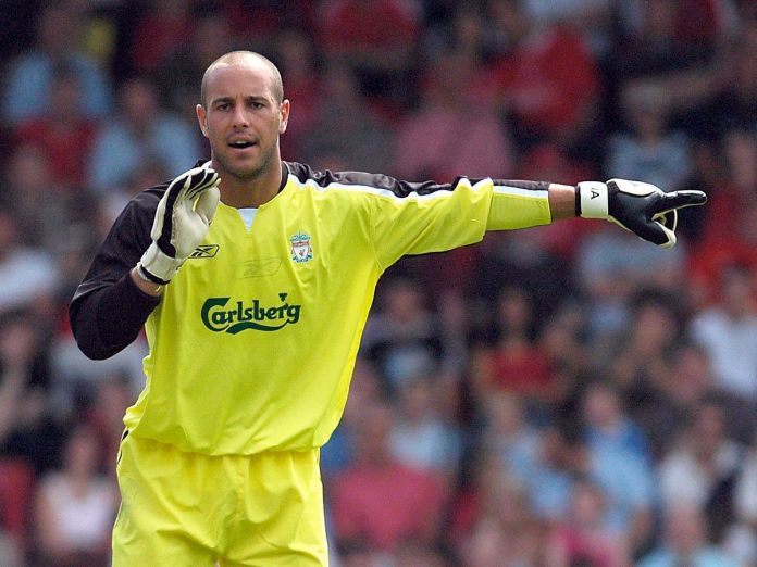Image result for pepe reina liverpool