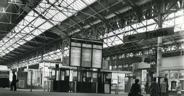 Liverpool Exchange Station: We look back on this famous ...