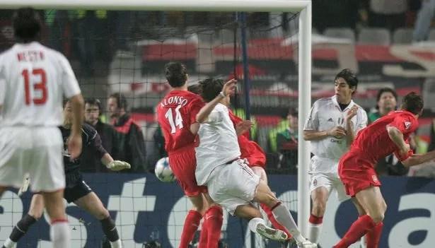 Maldini wins 1-0 against AC Milan