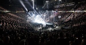 Manchester Arena seating plan, capacity, where to eat and