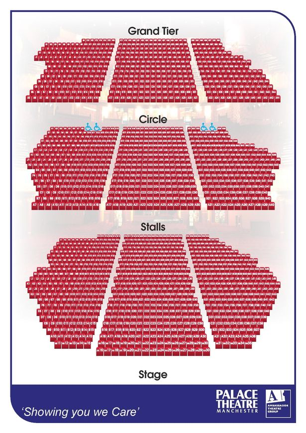 Apollo Victoria Theatre Seating Plan Band G Brokeasshome Com