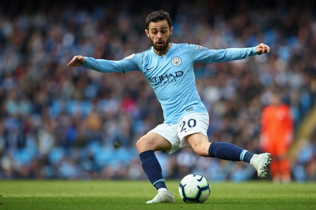 Man City's Bernardo Silva reveals funny Manchester United fan ...