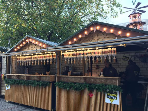 Manchester Christmas Markets 2018 Prices How Much Are