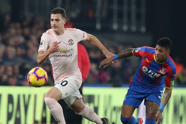 Image result for manchester united  Solskjae reveals player to s Man United clash against Southampton 0 GettyImages 1132613282