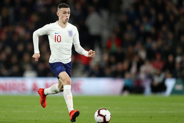 England must make decision on Man City's Phil Foden after Gareth Southgate  U-turn - Manchester Evening News