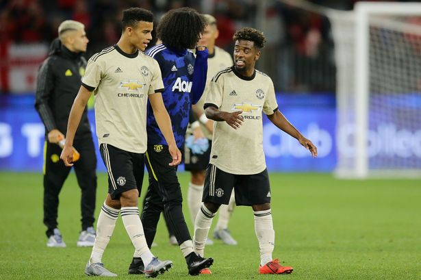0 GettyImages 1161761773 - Manchester United youngster Angel Gomes has handed Ole Gunnar Solskjaer a transfer dilemma