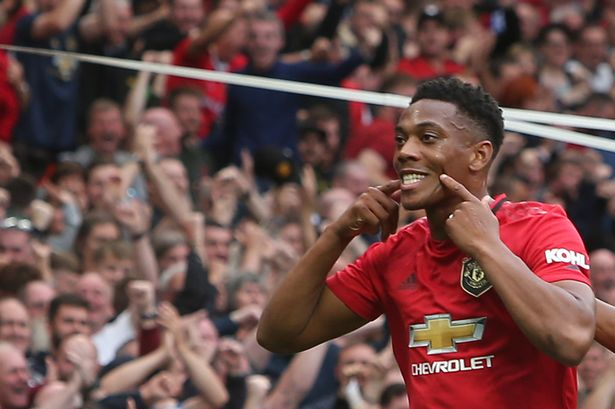0 GettyImages 1167404053 - Manchester United manager Ole Gunnar Solskjaer explains Anthony Martial role change