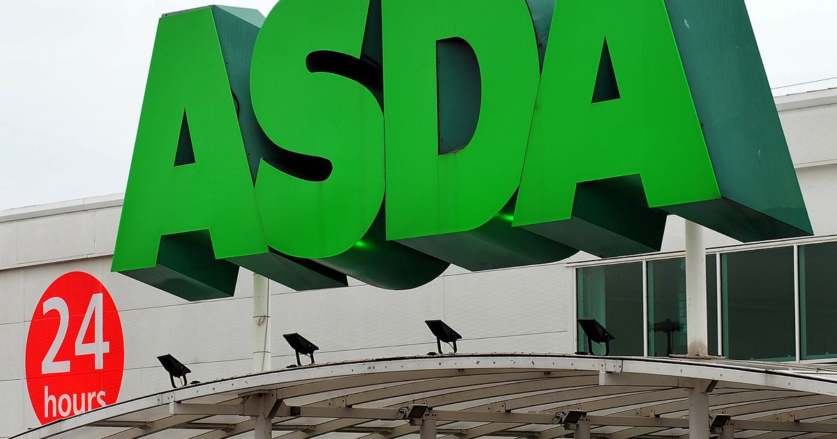 The woman was banned from all Asda stores in the UK after self-control problems