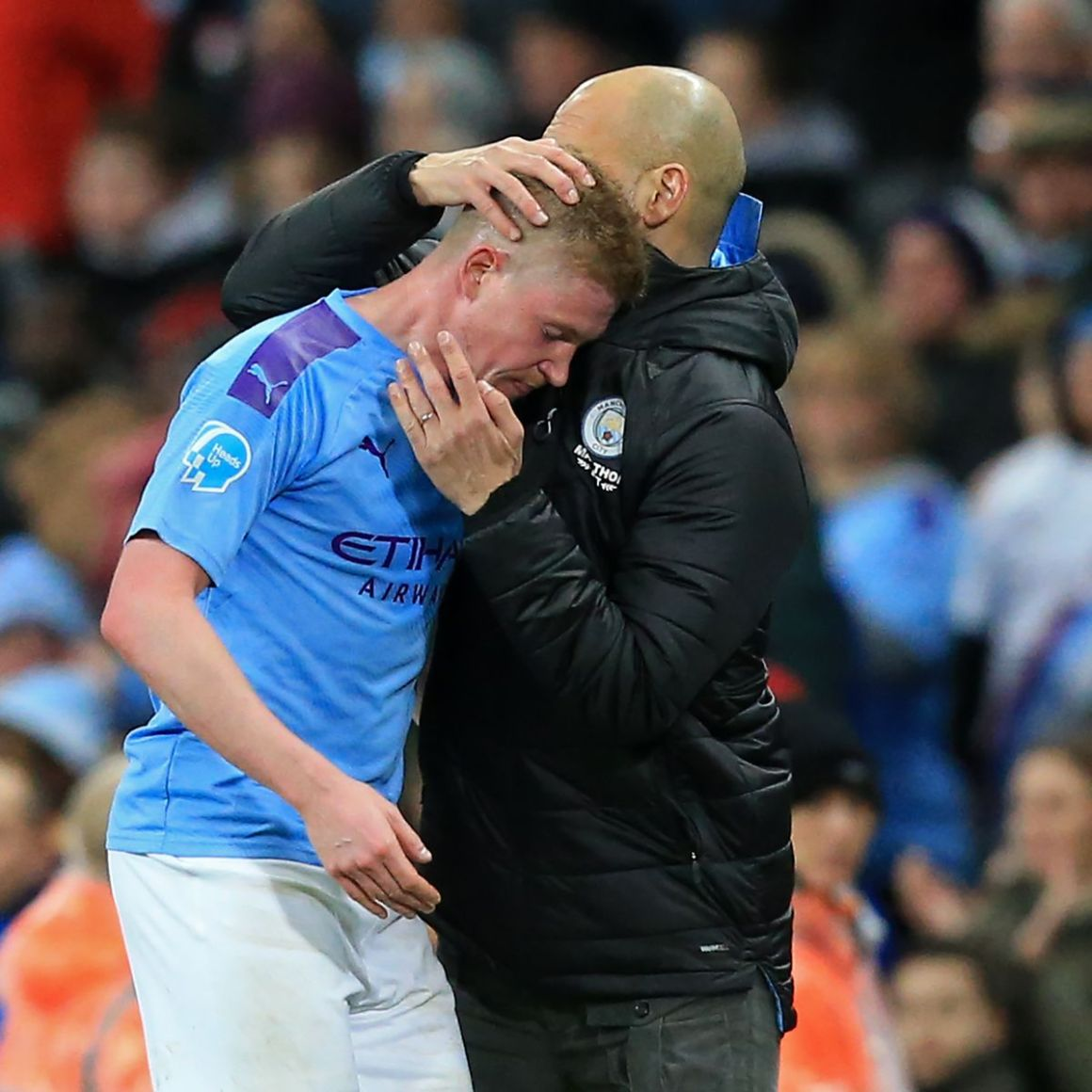 Why Kevin de Bruyne avoids close relationship with Man City boss Pep Guardiola in training - Manchester Evening News