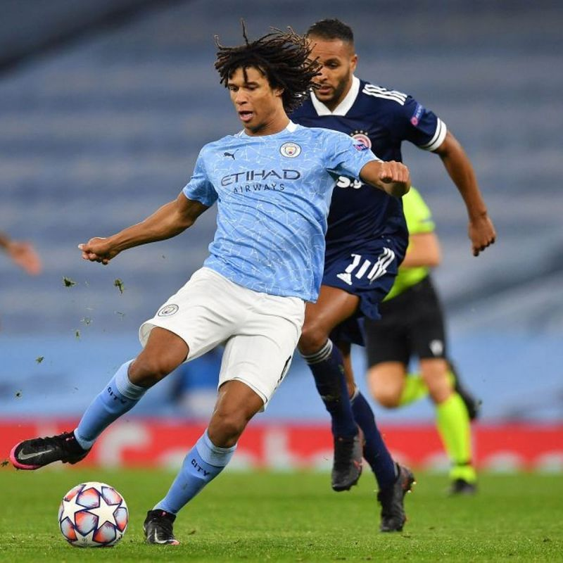 Man City player ratings vs Olympiacos as Nathan Ake and Ferran Torres good  - Simon Bajkowski - Manchester Evening News