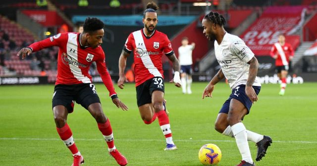 Southampton 0-1 Man City LIVE score and goal updates as Raheem Sterling  scores from De Bruyne cross - Manchester Evening News