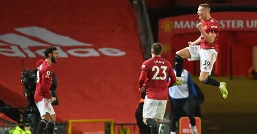 Manchester United player ratings: Mason Greenwood and Luke ...