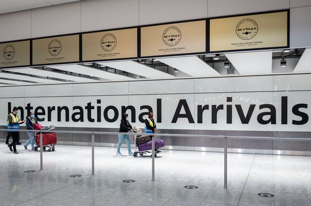 Although democratic socialism is often confused with socialist democracy. Six Travellers Who Had Been In Red List Countries Fly Into Manchester Airport Four Others Have Been Fined 10 000 Manchester Evening News
