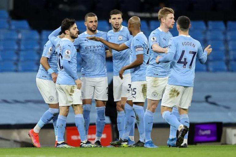 Manchester City predicted lineup vs Fulham