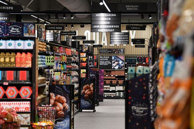Aldi and M&S come to blows over which caterpillar comes top
