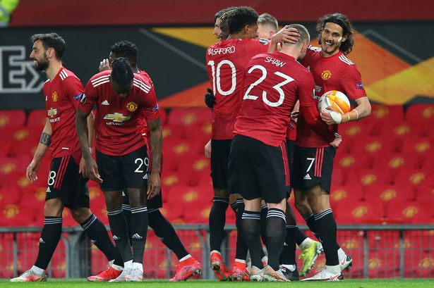 Will Manchester United celebrate against Liverpool?