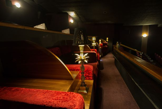 Saave Cinema first opened in the 1920s